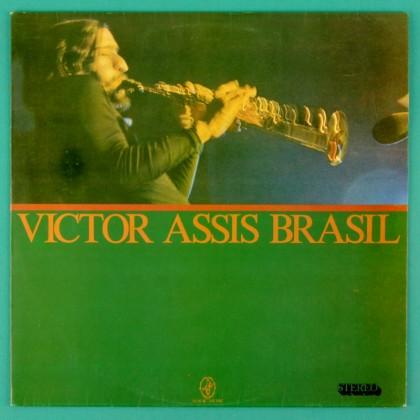 LP VICTOR ASSIS BRASIL AO VIVO NO TEATRO DA GALERIA 1974 LIVE INSTRUMENTAL JAZZ BRAZIL