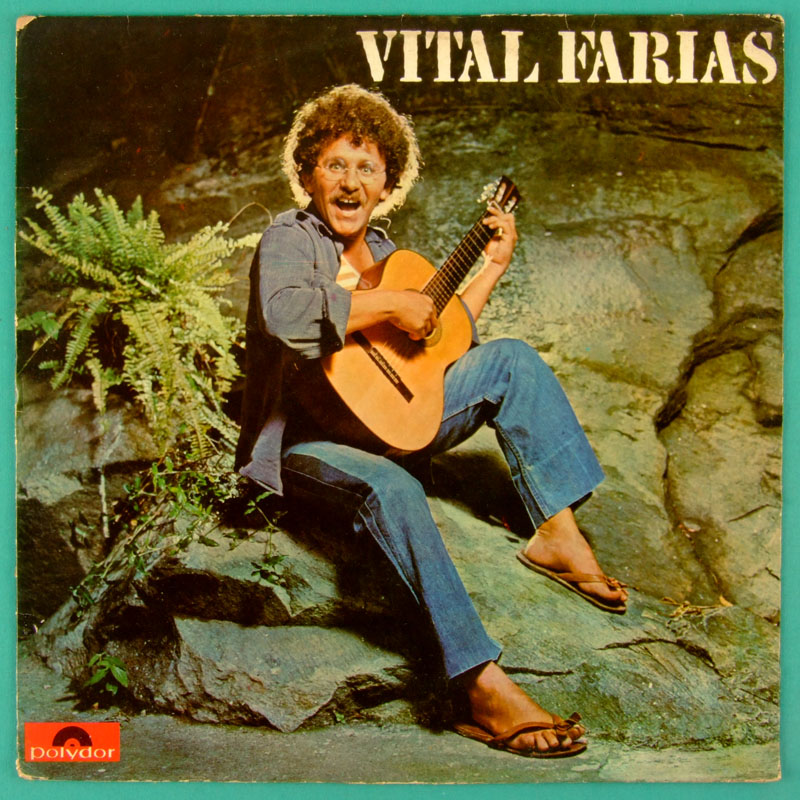 LP VITAL FARIAS 1978 FOLK REGIONAL PSYCH CULT EX BRAZIL