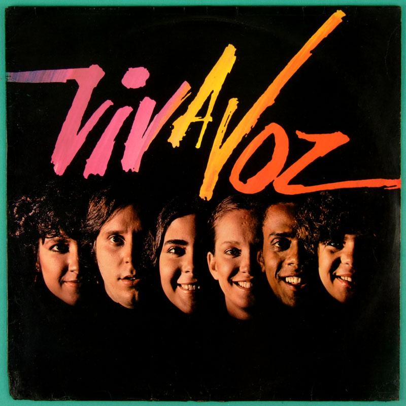 LP VIVA VOZ 1979 1ST FOLK MELLOW CHOIR SAMBA BOSSA BRAZIL
