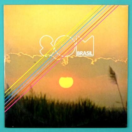 LP SOM BRASIL 1981 CARLOS PITA ROSE TEO DOMINGUINHOS BRAZIL