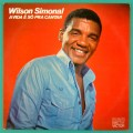 LP WILSON SIMONAL A VIDA E SO PRA CANTAR 1977 SOUL BRAZIL