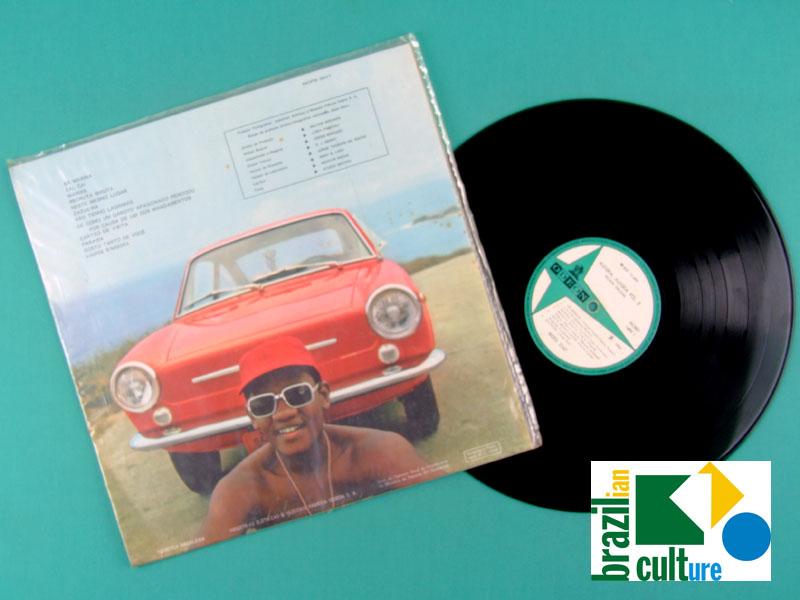 LP WILSON SIMONAL ALEGRIA ALEGRIA VOL 2 1968 BOSSA BRAZIL