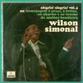 LP WILSON SIMONAL ALEGRIA ALEGRIA VOL 4 1969 SAMBA BRAZIL