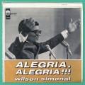 LP WILSON SIMONAL ALEGRIA ALEGRIA 1967 BOSSA SOUL BRAZIL