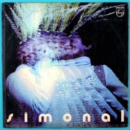 LP WILSON SIMONAL DIMENSAO 1975 BOSSA SOUL FUNK MELLOW GROOVE BRASIL