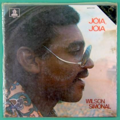 LP WILSON SIMONAL JOIA JOIA 1971 GROOVE BOSSA FUNK BRAZIL