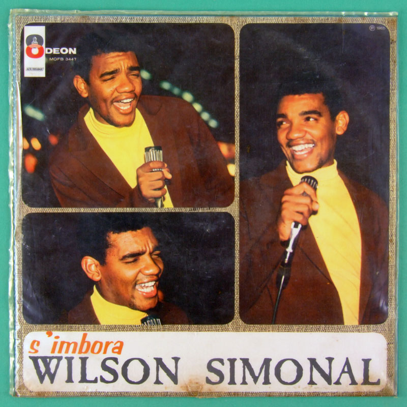 LP WILSON SIMONAL S'IMBORA 1965 BOSSA SAMBA SOUL BRAZIL