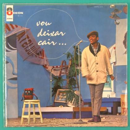 LP WILSON SIMONAL VOU DEIXAR CAIR 1966 BOSSA BRAZIL