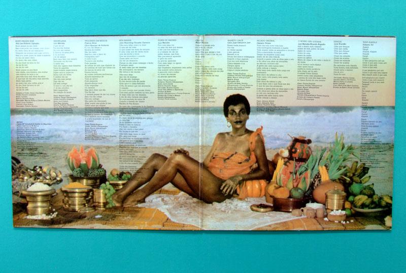 LP ZEZE MOTTA MUITO PRAZER 1978 LUIZ MELODIA SERGIO DIAS FOLK FUNK BRAZIL