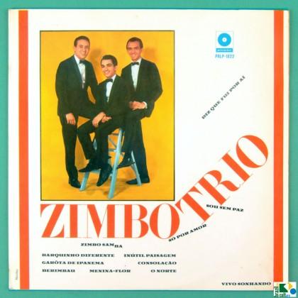 LP ZIMBO TRIO 1968 BOSSA NOVA JAZZ SAMBA BRAZIL
