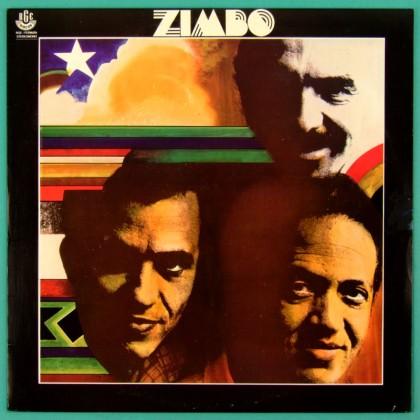 LP ZIMBO TRIO 1983 BOSSA NOVA JAZZ INSTRUMENTAL BRAZIL