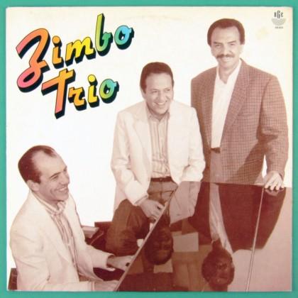 LP ZIMBO TRIO 1993 BOSSA NOVA JAZZ INSTRUMENTAL BRAZIL