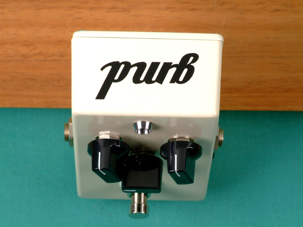 PEDAL GEARMANNDUDE LUTHER DRIVE NEW - VINTAGE SOUND USA