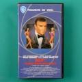 VHS 007 JAMES BOND NEVER SAY NEVER AGAIN NUNCA MAIS OUTRA VEZ 1983 BRAZIL