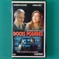 VHS LUCIA MURAT DOCES PODERES 1996 ANTONIO FAGUNDES MARISA ORTH SACHA AMBACK ADRIANA CALCANHOTO BRAZIL