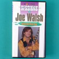 VHS STARLICKS MASTER SESSIONS JOE WALSH EAGLES GUITAR USA