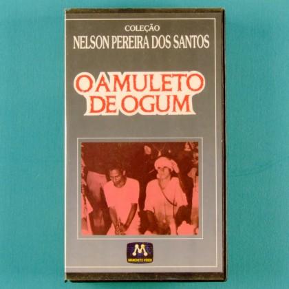 VHS O AMULETO DE OGUM 1974 NELSON PEREIRA DOS SANTOS JARDS MACALE BRAZIL