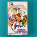VHS ROBERTO CARLOS E O DIAMANTE COR DE ROSA 1970 BEAT SOUL POP FOLK BRAZIL